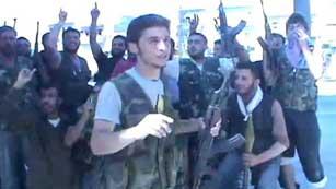 Ver vídeo  'Bashar al Asad amenaza con su arsenal químico en caso de intervención extranjera'