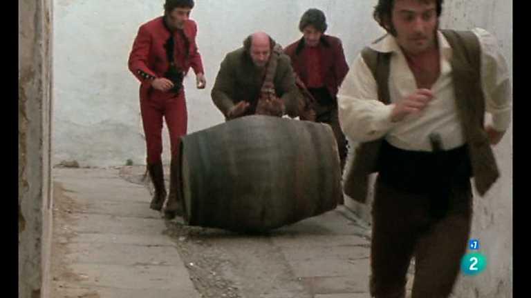 Curro Jiménez - La batalla del vino de Jerez