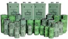 Baterías ultracondensador rápidas y ligeras
