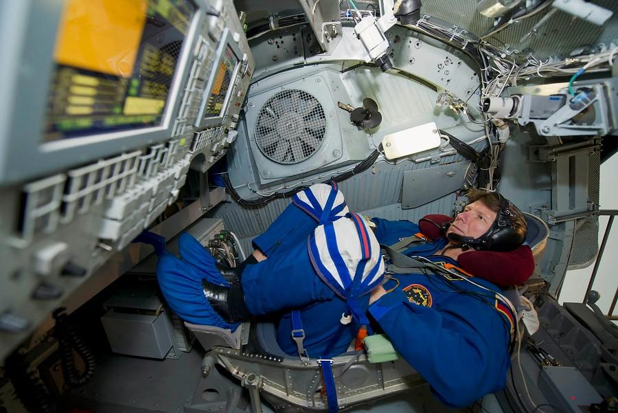La batidora de astronautas