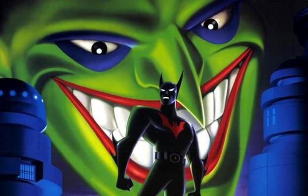 Batman del Futuro, el regreso del Joker