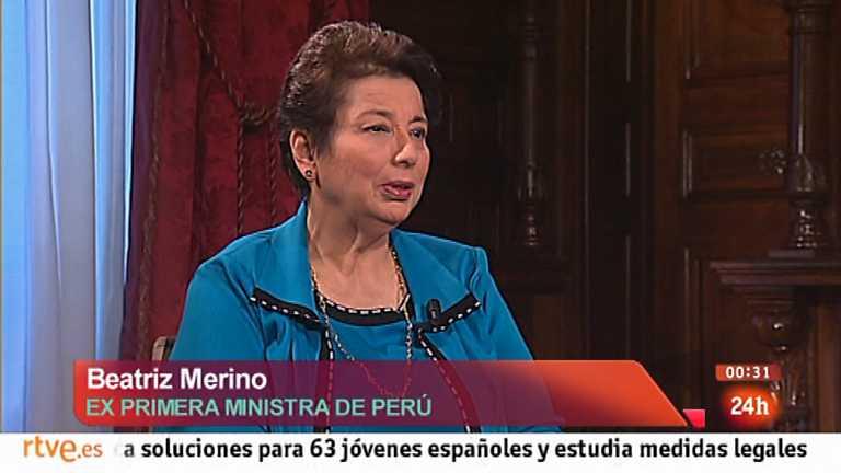 Conversatorios en Casa de América - Beatriz Merino