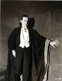 Bela Lugosi es 'Drácula'