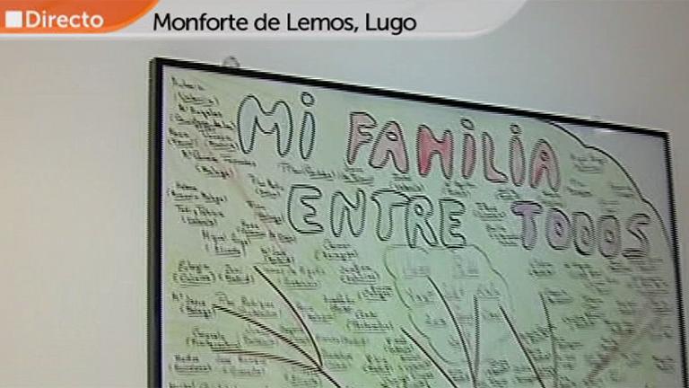 Belén y Juan comienzan una nueva vida en Lugo