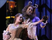 'La bella y la bestia' atrajo a miles de espectadores al teatro