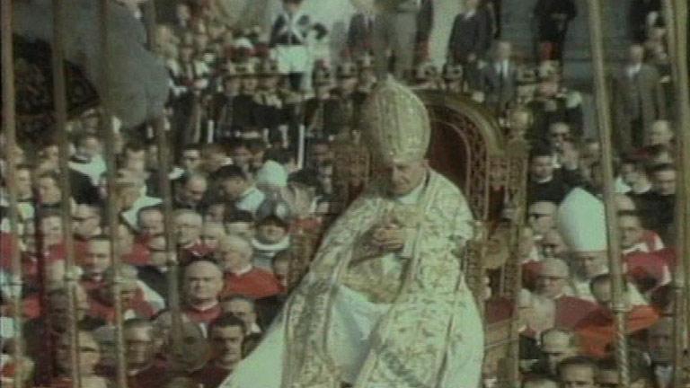 Benedicto XVI conmemora los 50 años del Concilio Vaticano II