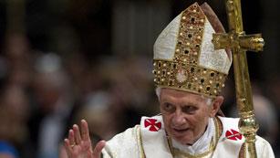 Ver vídeo  'Benedicto XVI se confirma tras algo más de siete años como un Papa de transición'