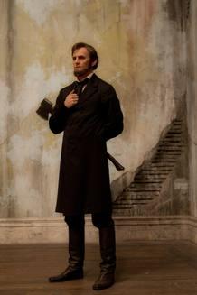 Benjamin Walker es Abraham Lincoln