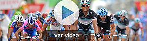 Bennati se trabaja la etapa y gana al sprint en Vitoria