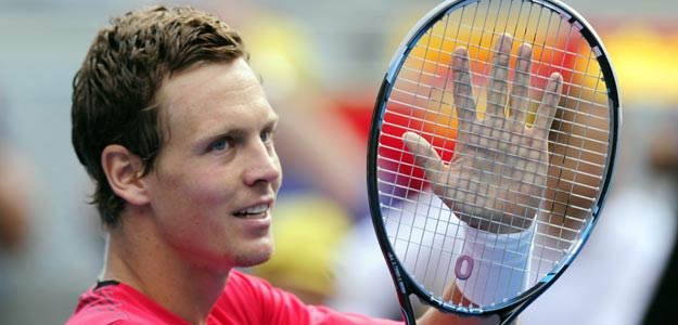 Berdych, finalista en Madrid