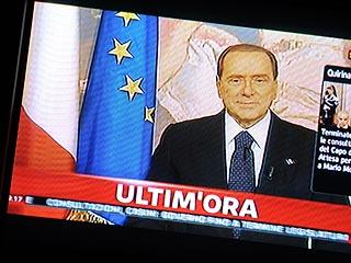 Ver vídeo  'Berlusconi anuncia que seguirá en política'