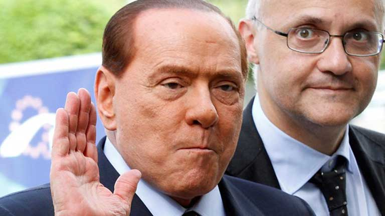 Berlusconi ser&aacute; cabeza de lista de su partido para el 2013