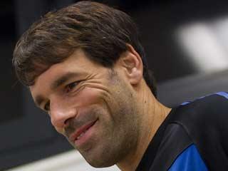 Ver vídeo  'El Bernabéu ovaciona a Van Nistelrooy'