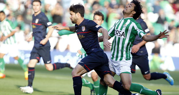 BETIS-ATLETICO DE MADRID