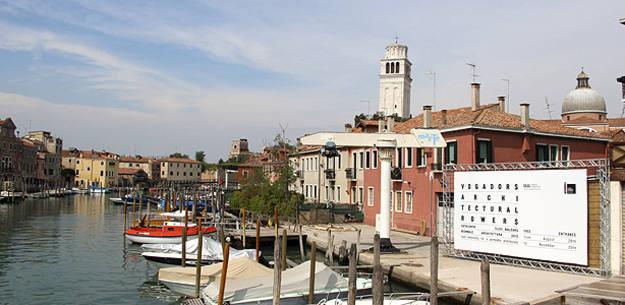 La Bienal de Arquitectura de Venecia comienza este miércoles