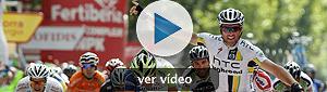 El Bierzo acoge a la Vuelta y consagra al suizo Michael Albasini