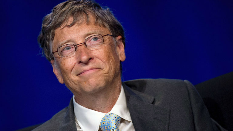 Bill Gates, el m&aacute;s rico de EE.UU., seg&uacute;n Forbes