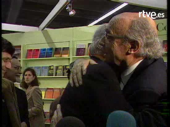 Reportaje biográfico sobre José Saramago, Premio Nobel de Literatura