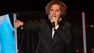 Ver v&iacute;deo  'Bisbal, animador musical de la selecci&oacute;n'