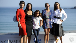 Ver vídeo  ''Blancanieves' se pone de largo en San Sebastián'