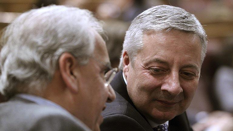 Blanco anuncia que dimitirá si el juez abre juicio oral contra él por el 'caso Campeón'