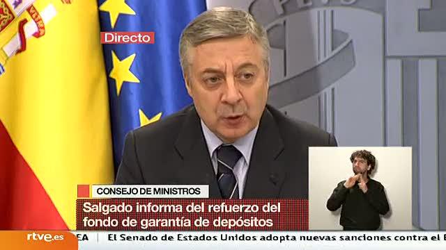 """Blanco niega contactos con ETA y afirma que Eguiguren """"no sabe de lo que habla"""""""