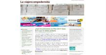 Blog La viajera empedernida, de Nani Arenas