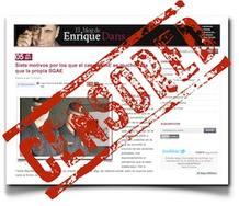 Imagen con la que Enrique Dans ha ilustrado su post sobre la demanda de Promusicae