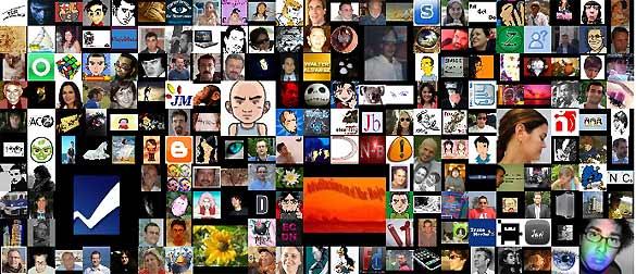 Quién es quién en la blogosfera hispana
