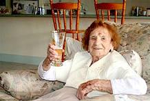 Olive Riley era la bloguera más vieja del mundo