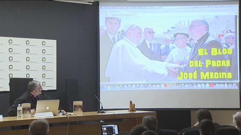 Valladolid acoge un encuentro de blogueros con el Papa