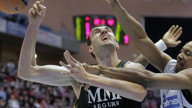 Blu:sens Monb&uacute;s 69-83 Real Madrid