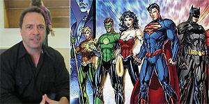"""Bob Harras (Editor jefe de DC Comics): """"Los dibujantes españoles son geniales"""""""