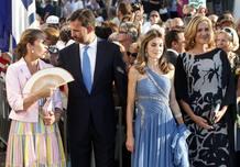 Boda del príncipe de Grecia Nikolaos y Tatiana Blatnik