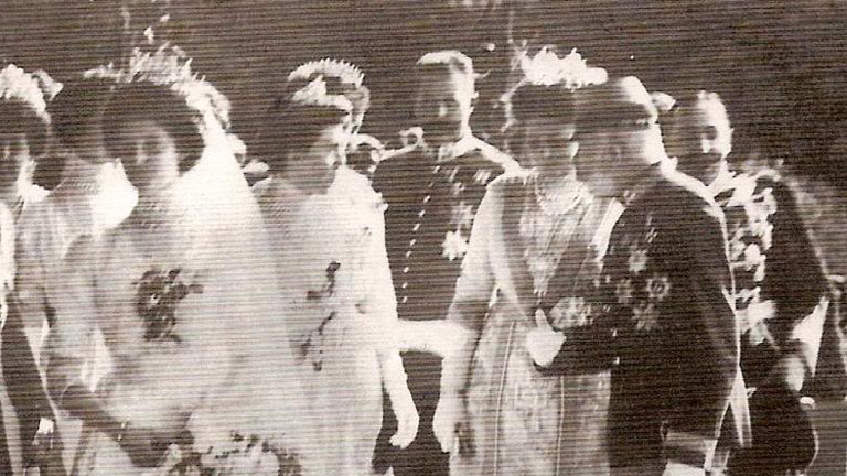 Boda de la emperatriz Zita