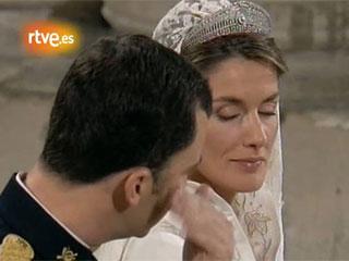Ver v?deo  'Boda de los príncipes de Asturias'