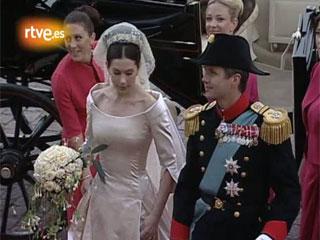 Ver v?deo  'Boda de los príncipes de Dinamarca'