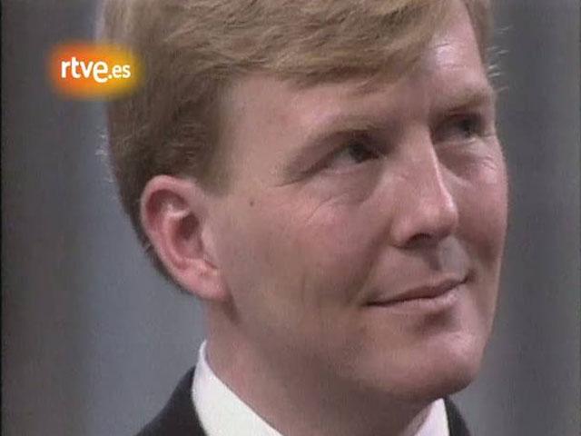 Boda de los príncipes de Holanda