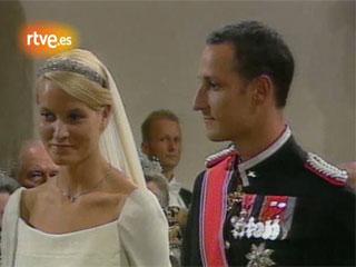 Ver v?deo  'Boda de los príncipes de Noruega'