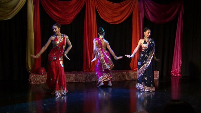 """Después de una gira internacional, el espectáculo """"Bollywood, colores de la India"""" llega a Madrid"""