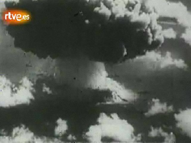 Informe Semanal - Las bombas atómicas sobre Japón (1945)