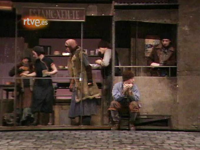 Arxiu TVE Catalunya - Teatre Lliure - La bona persona de Sezuan (1a part)