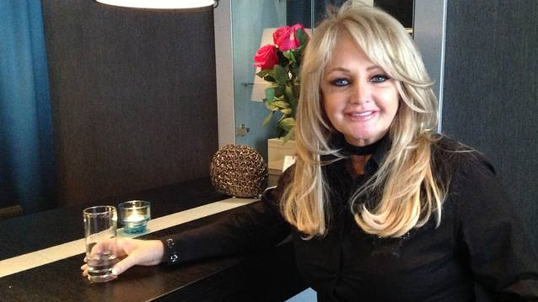 Bonnie Tyler representa a Reino Unido en Eurovisi&oacute;n con 'Believe in me'