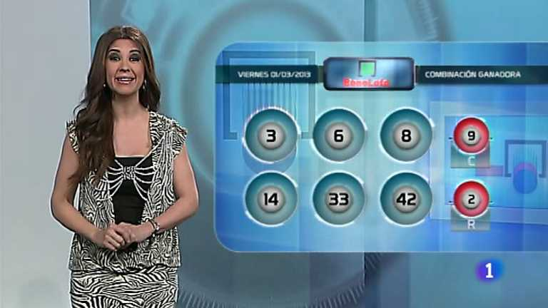 Bonoloto + Euromillones - 01/03/13