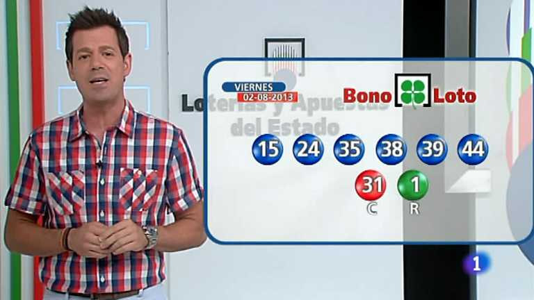 Bonoloto + Euromillones - 02/08/13