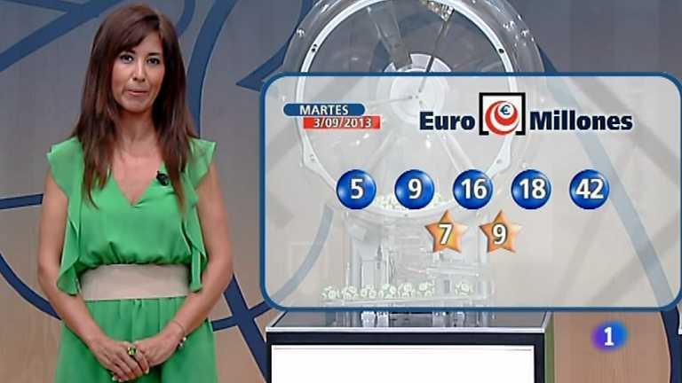 Bonoloto + Euromillones - 03/09/13