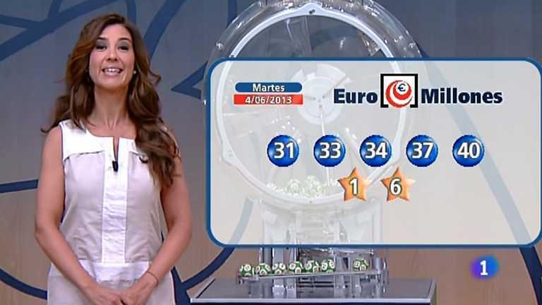 Bonoloto + Euromillones - 04/06/13