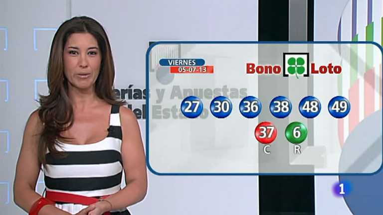 Bonoloto + Euromillones - 05/07/13