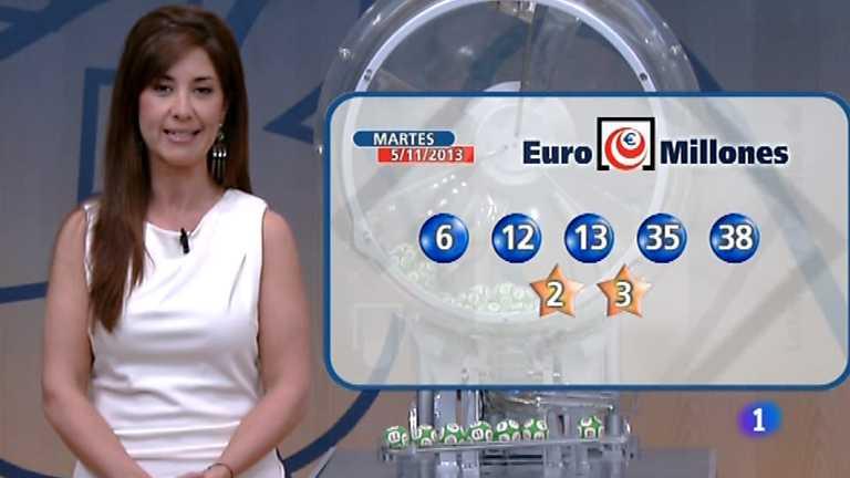 Bonoloto + Euromillones - 05/11/13