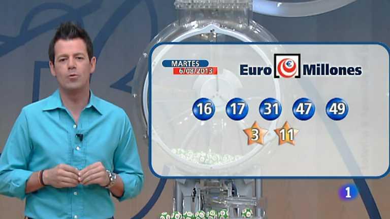 Bonoloto + Euromillones - 06/08/13